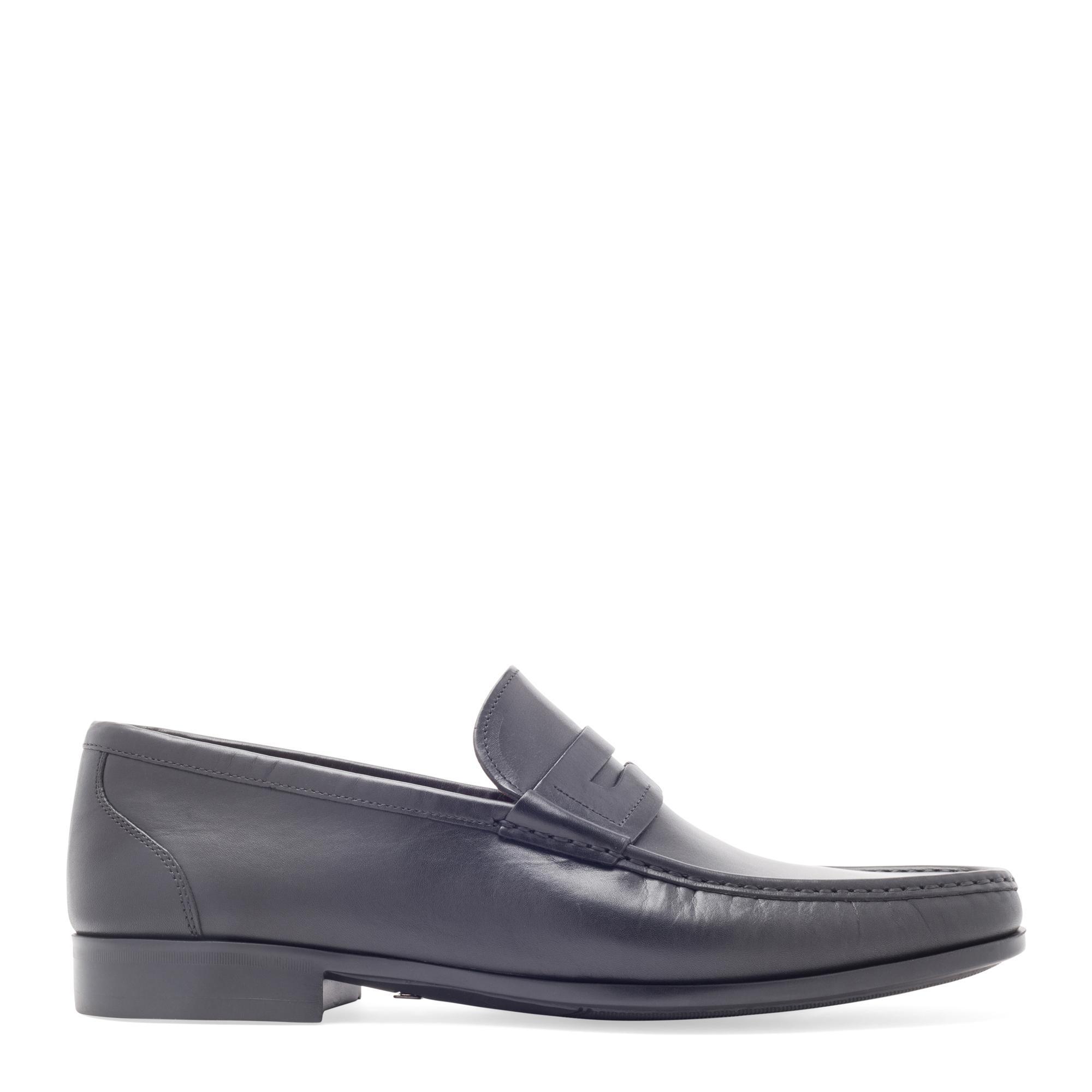 حذاء جلدي دون أربطة بطراز پيني