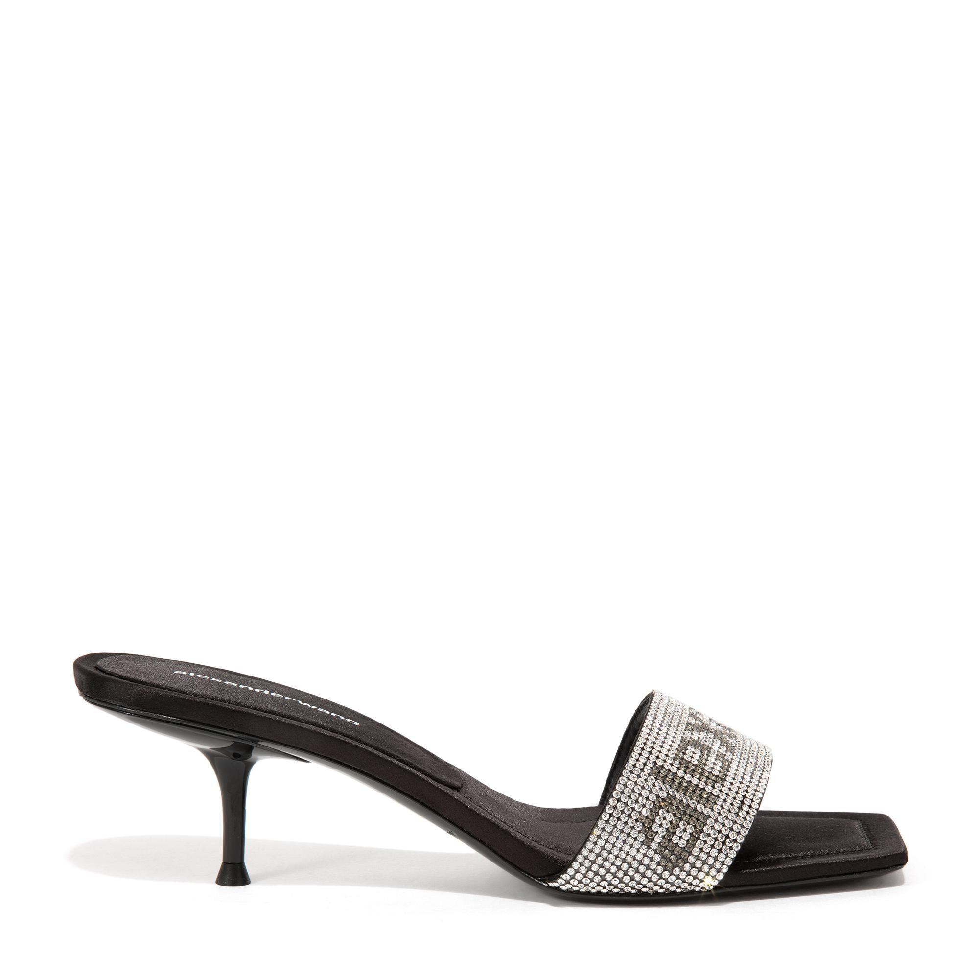 Jessie crystal sandals