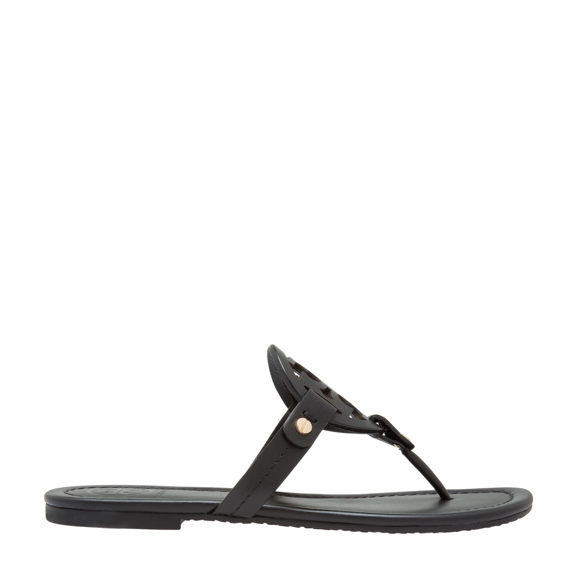 Miller leather sandals