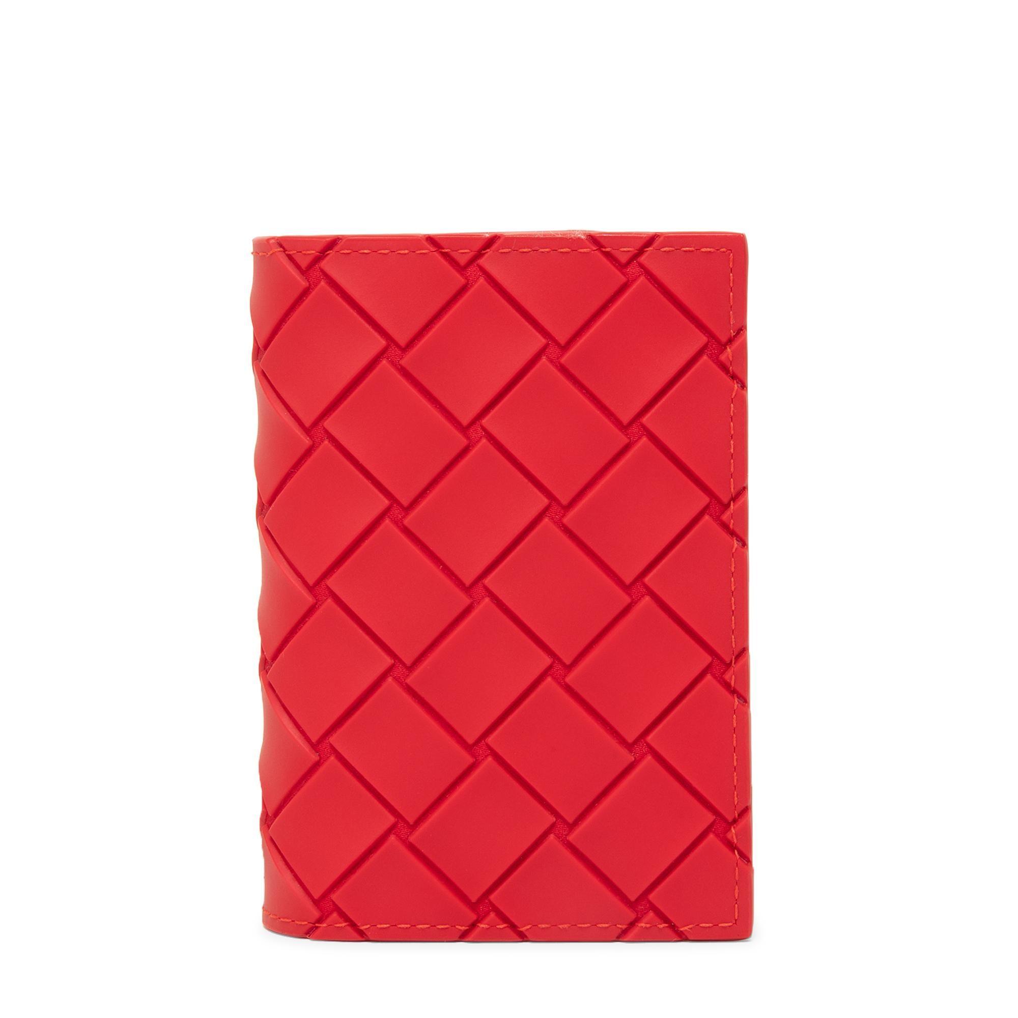 محفظة بطاقات بتصميم متداخل