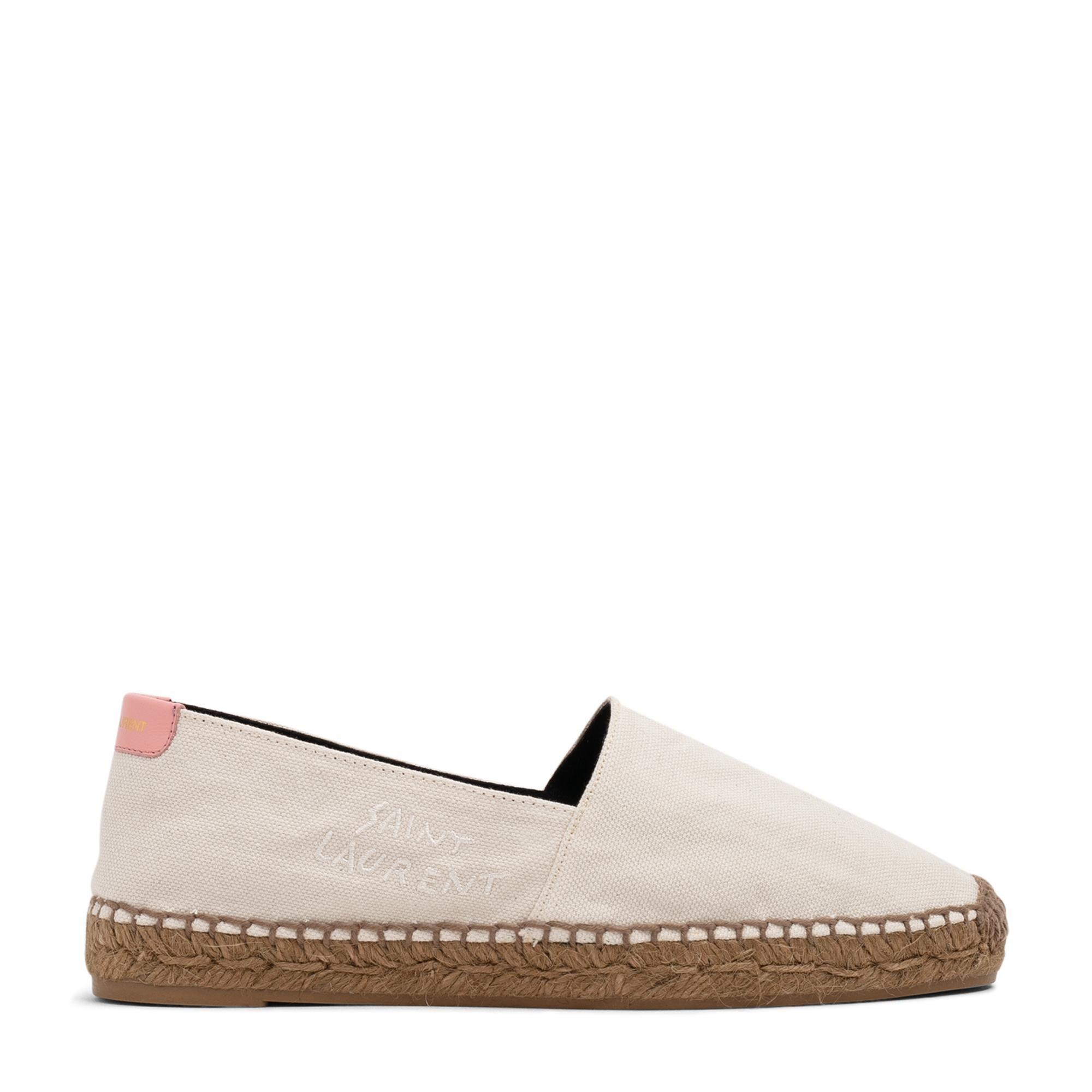 حذاء اسپادريل من الكانڤاس