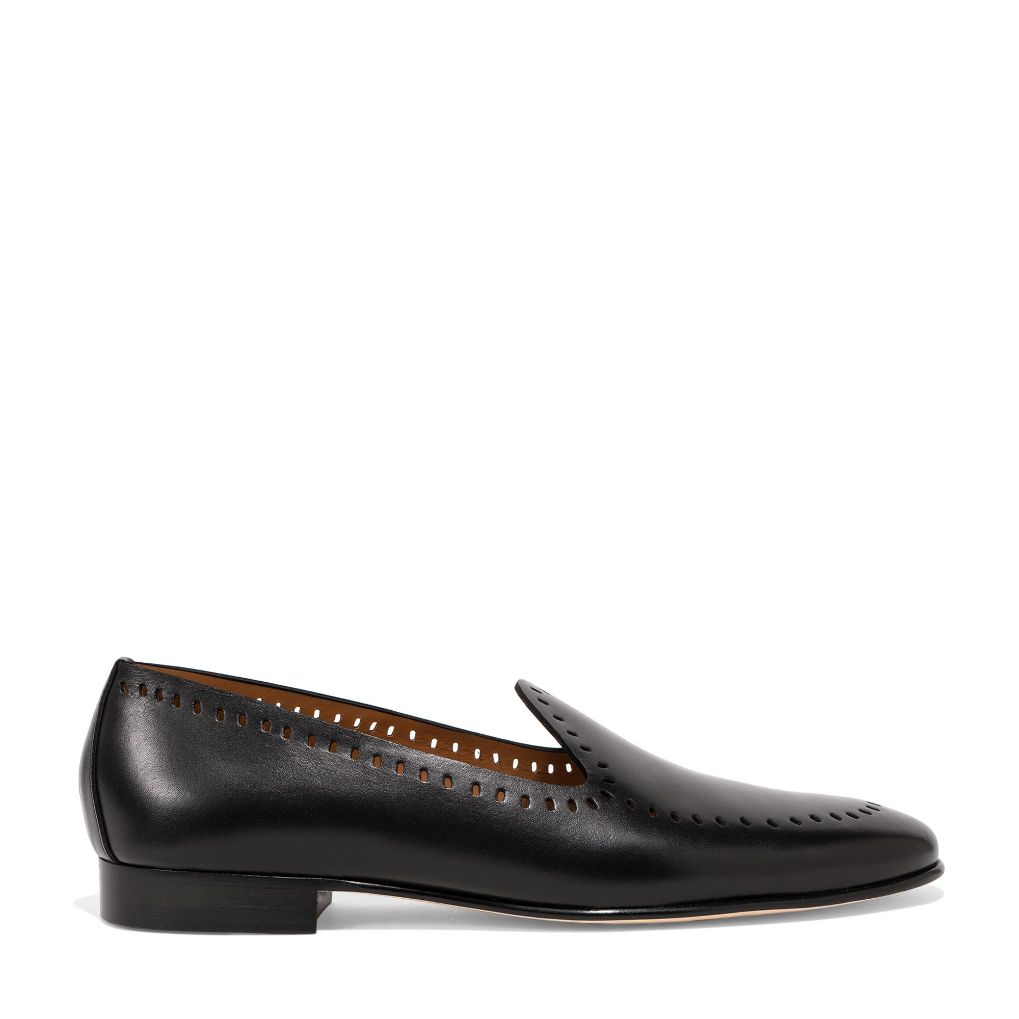 """حذاء """"هامبتونز"""" دون أربطة"""