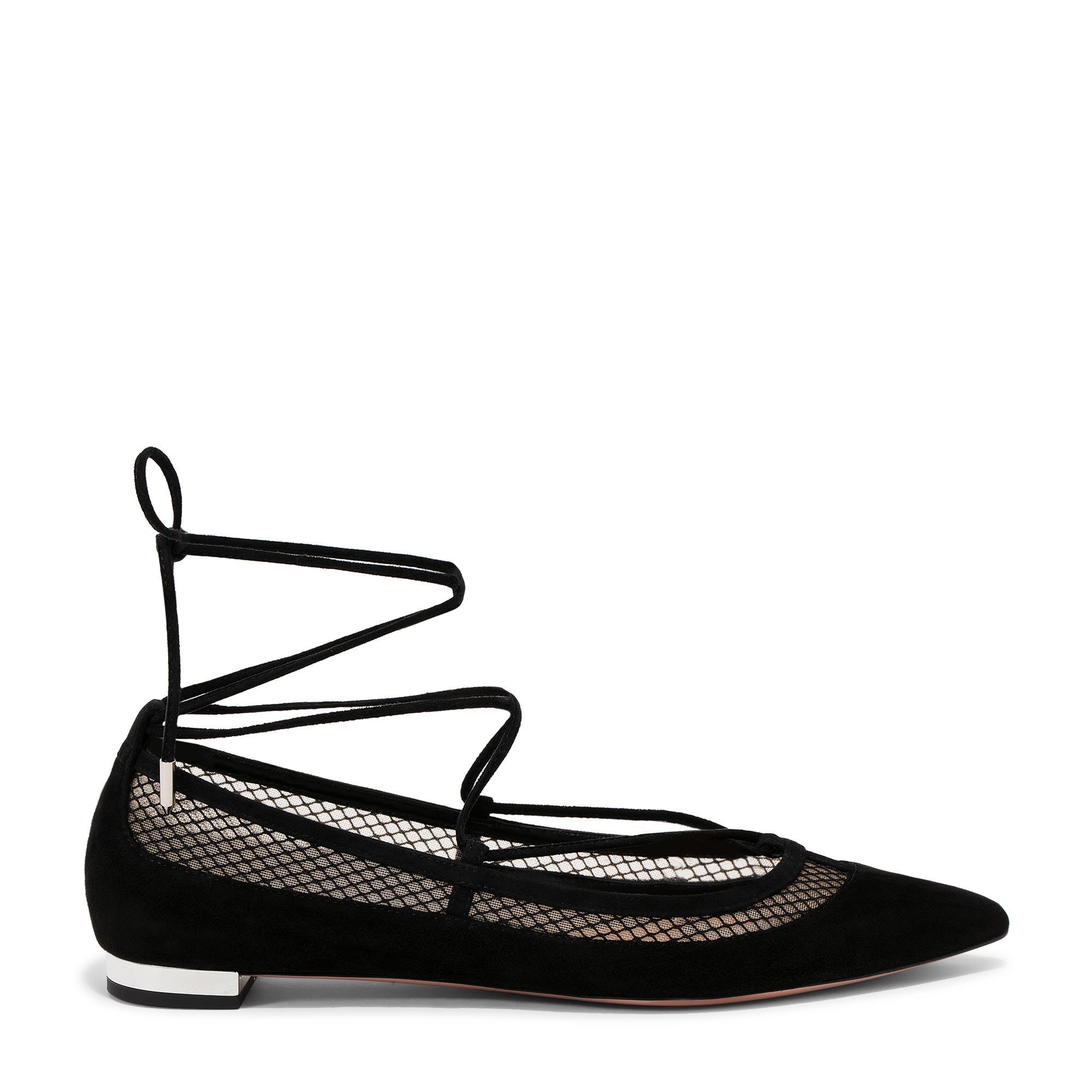 """حذاء الباليه المسطّح """"داليا"""""""