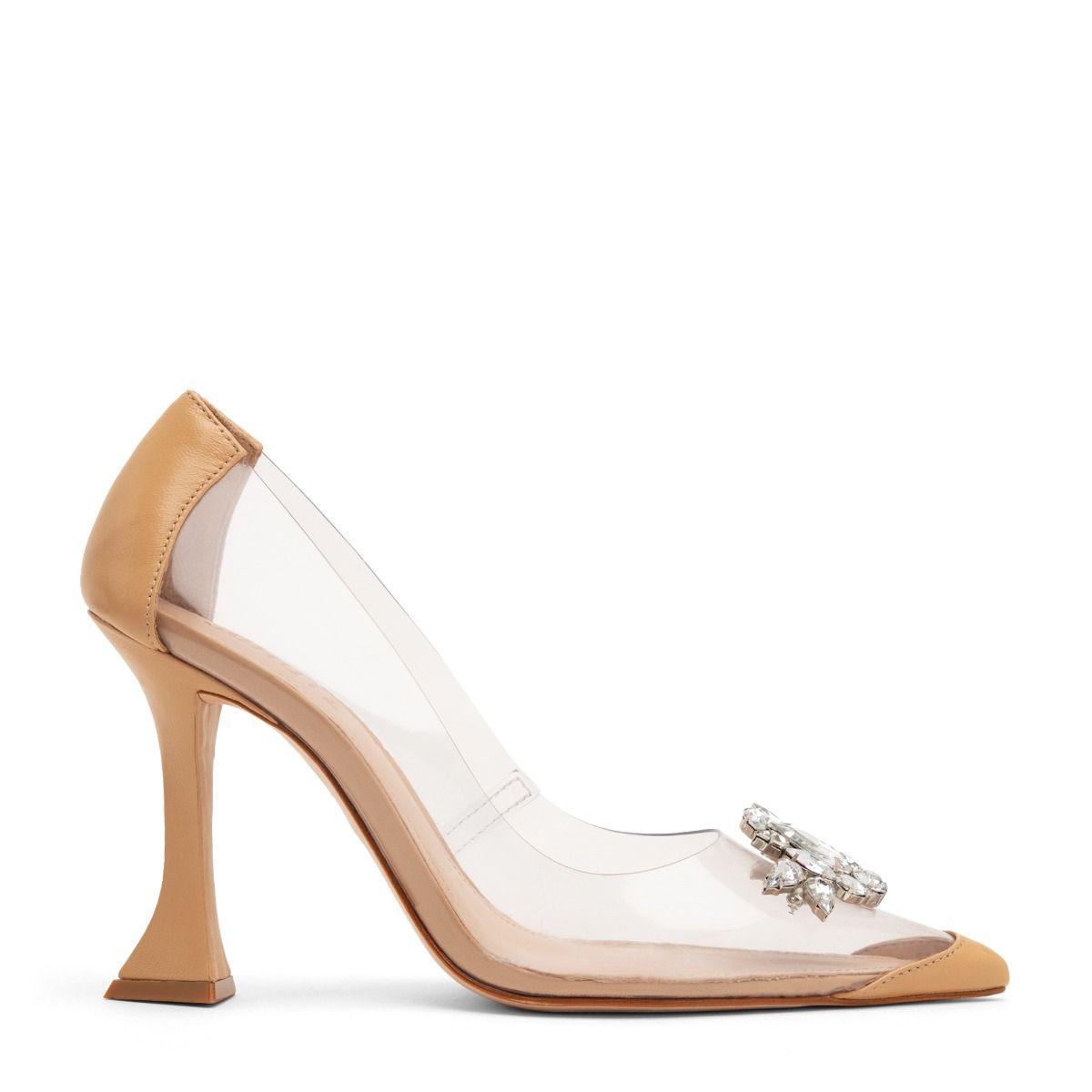 حذاء أمادا عالي الكعب