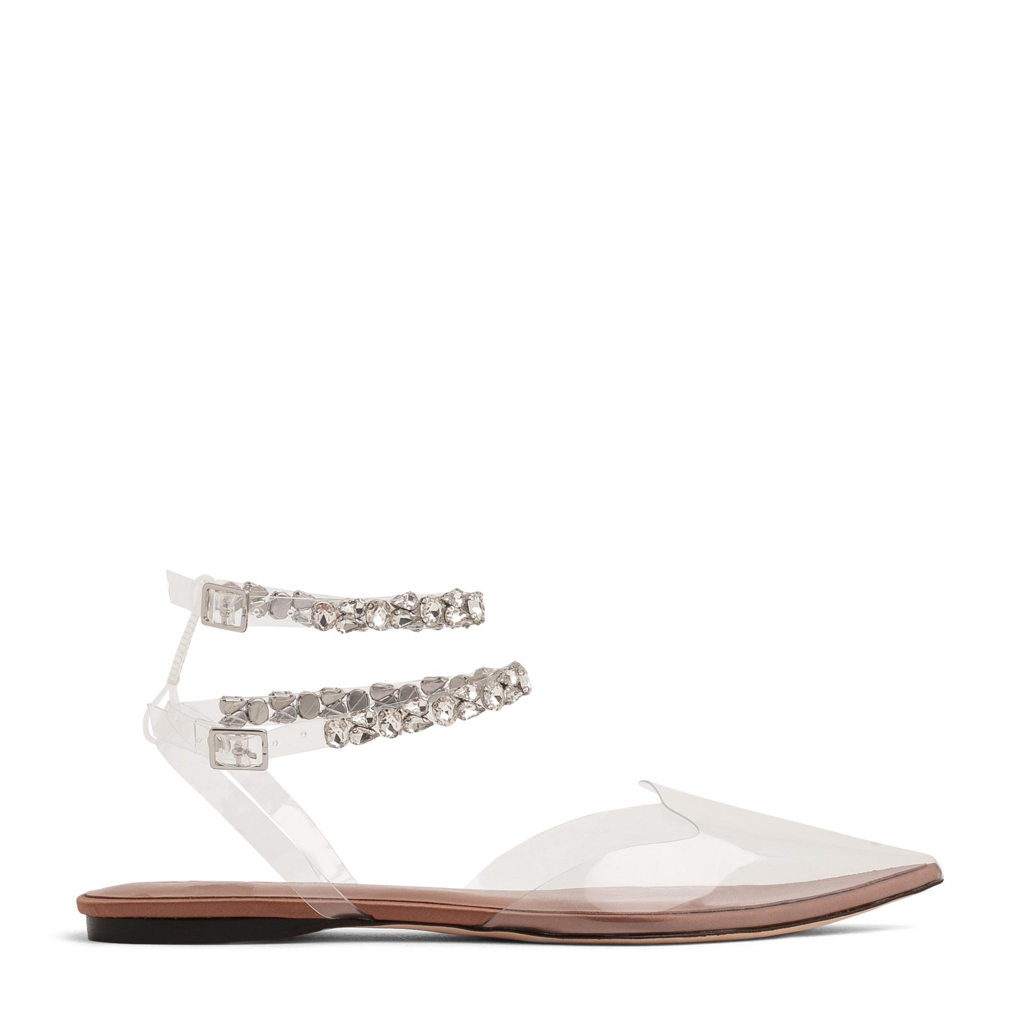 حذاء سوليل المسطّح