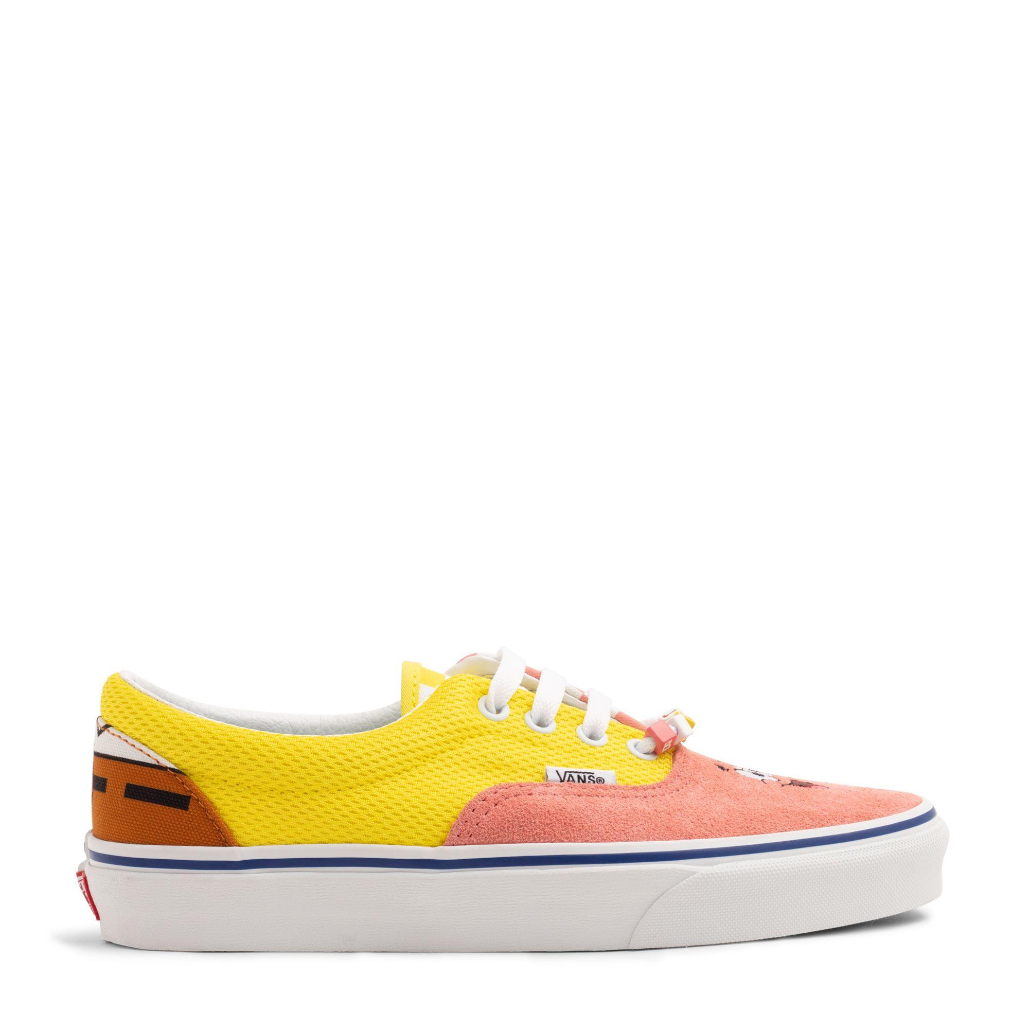الحذاء الرياضي × سبونج بوب إيرا
