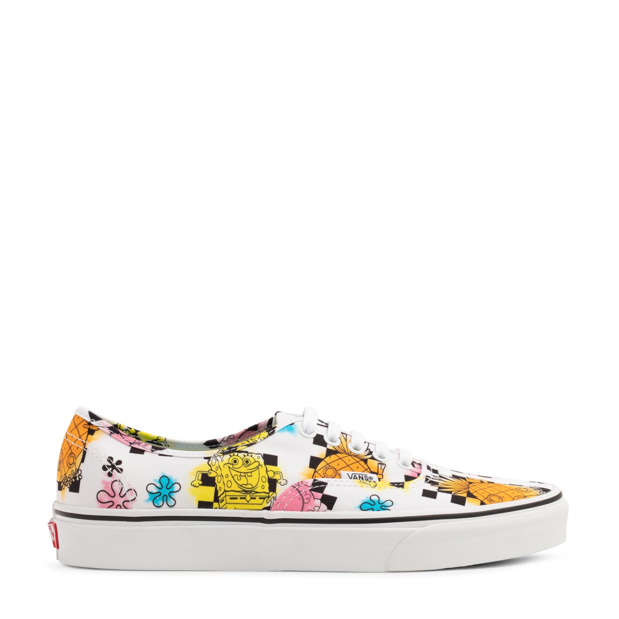 الحذاء الرياضي × سبونج بوب أوثينتيك