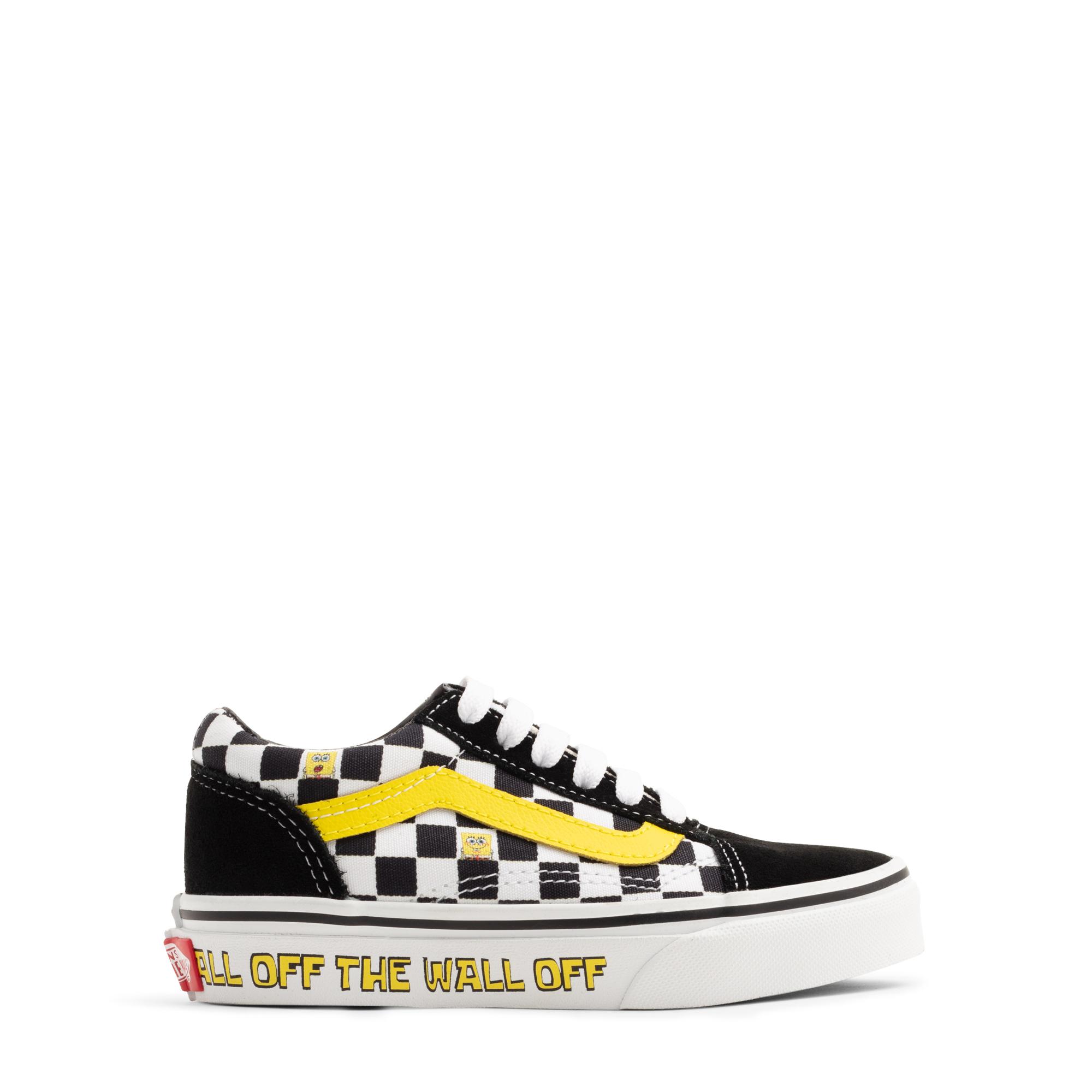 حذاء × سبونج بوب أولد سكول الرياضي