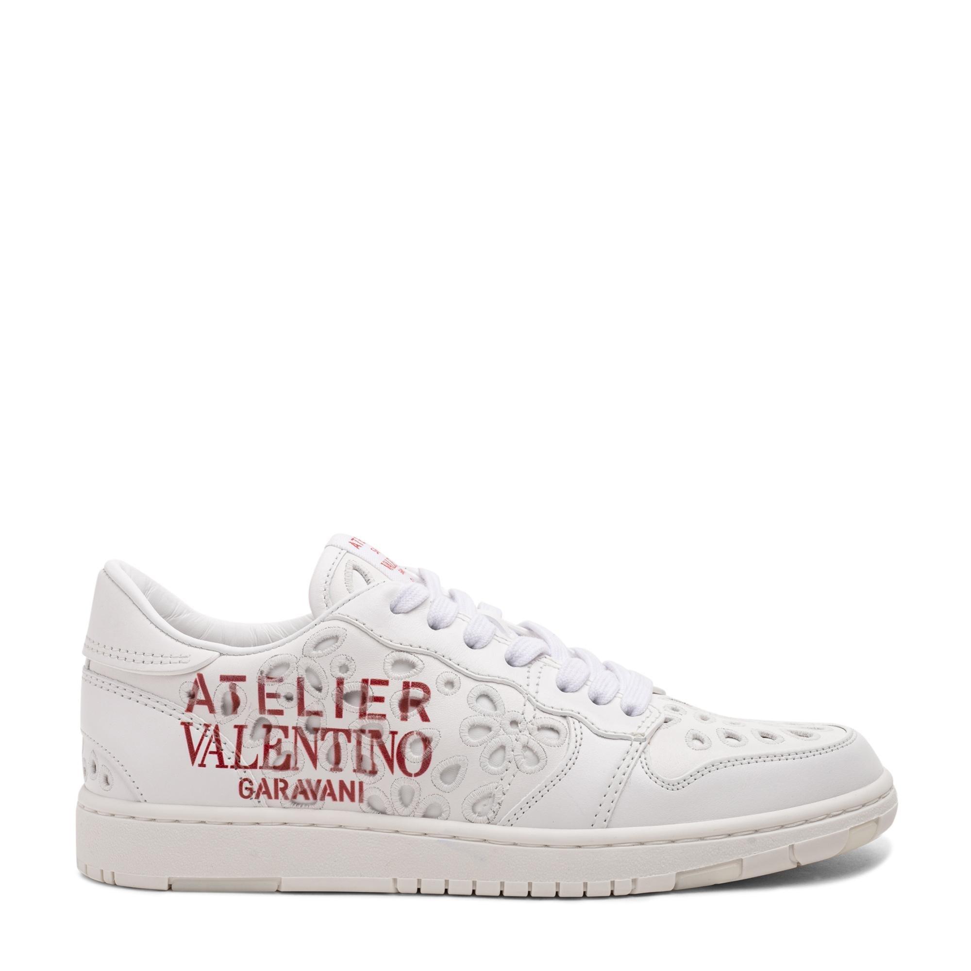 حذاء أتيلييه 08 سان جالو إيديشن الرياضي بتصميم القصة المنخفضة